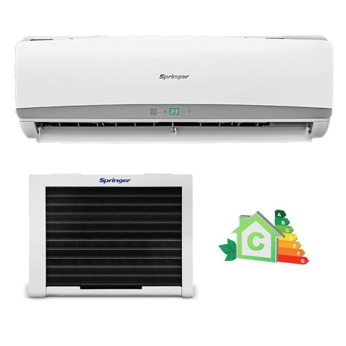 Ar Condicionado Split Window Springer 9.000 BTUs Frio 127V