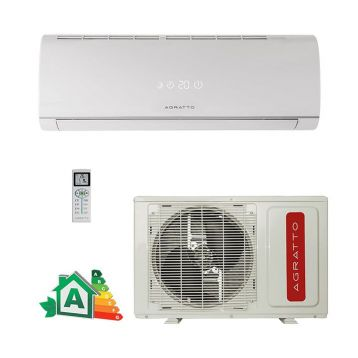Ar Condicionado Split Hi-Wall Agratto Confort One 9.000 BTUs Frio 220V