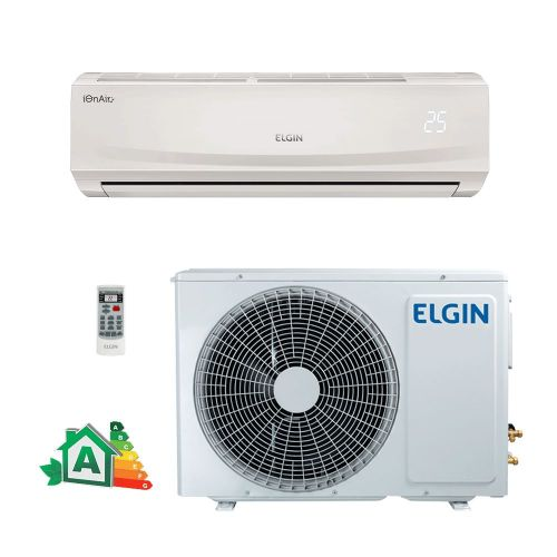 Ar Condicionado Split Hi-Wall Eco Plus Elgin 9.000 BTUs Frio 220V