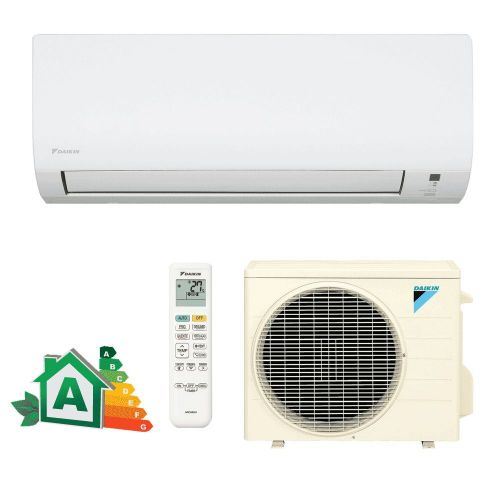 Ar Condicionado Split Hi-Wall Inverter Daikin Advance 9.000 BTUs Quente/Frio 220V