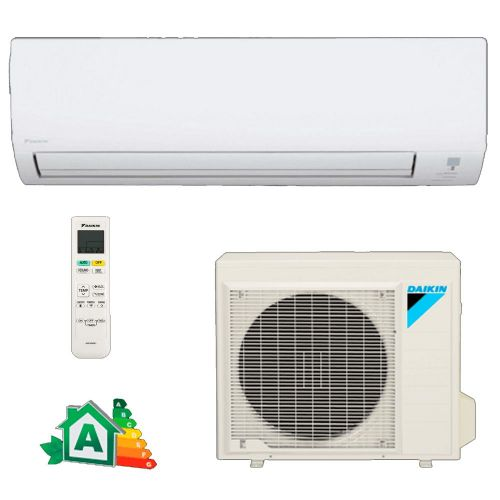 Ar Condicionado Split Hi-Wall Inverter Daikin Advance 24.000 BTUs Quente/Frio 220V