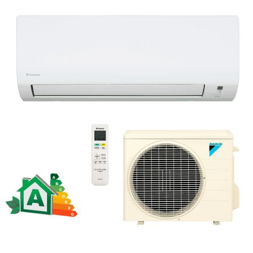 Ar Condicionado Split Hi-Wall Inverter Daikin Advance 9.000 BTUs Frio 220V